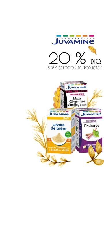 En octubre  Promociones Juvamine